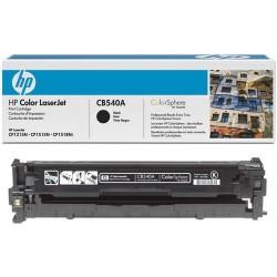 ЗАПРАВКА КАРТРИДЖА CB540A (125A) ДЛЯ HP CLJ CP1215
