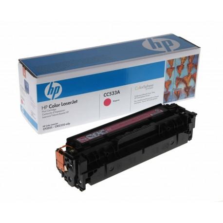 ЗАПРАВКА КАРТРИДЖА CC533A (304A) ДЛЯ HP CLJ CP2020