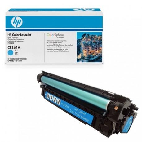 ЗАПРАВКА КАРТРИДЖА CE261A (648A) ДЛЯ HP CLJ ENTERPRISE CP4525