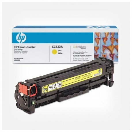 ВОССТАНОВЛЕНИЕ КАРТРИДЖА CC532A (304A) ДЛЯ HP CLJ CP2020