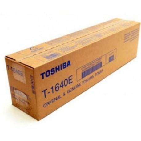 ТОНЕР-КАРТРИДЖ TOSHIBA E-STUDIO 163, (T-1640E-5K), ТУБА, ОРИГИН.