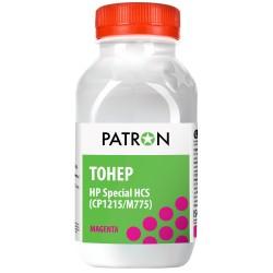 ТОНЕР HP HCS CP1215/M775, КРАСНЫЙ, ФЛАКОН, 100 Г, PATRON
