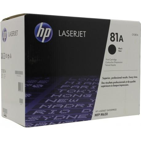 КАРТРИДЖ HP LJ M604, (CF281A/81A)