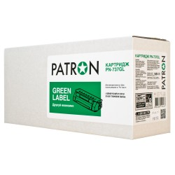 КАРТРИДЖ CANON MF-212, (CARTRIDGE 737, GREEN LABEL), PATRON
