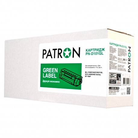 КАРТРИДЖ SAMSUNG ML-2160, (D101S, GREEN LABEL), PATRON