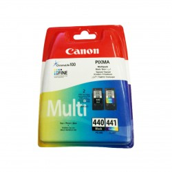 КАРТРИДЖ CANON PG-440/CL-441, (5219B005, MULTI PACK), ЧЕРН.+ЦВ.