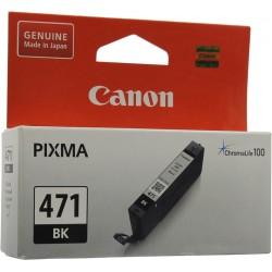 КАРТРИДЖ CANON CLI-471BK, (0400C001), ЧЕРН.