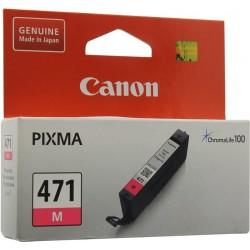 КАРТРИДЖ CANON CLI-471M, (0402C001), КРАС.