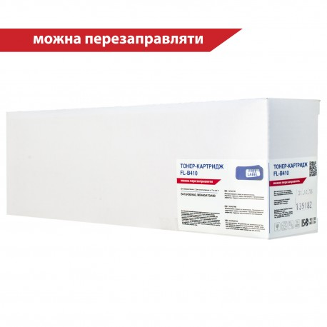 ТОНЕР-КАРТРИДЖ OKI B410 (43979107), FREE LABEL
