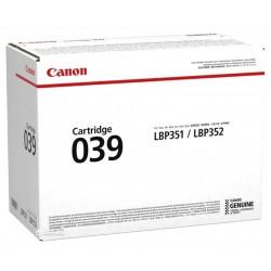 КАРТРИДЖ CANON LBP-351, (CARTRIDGE 039)