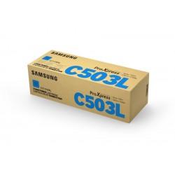 КАРТРИДЖ SAMSUNG SL-C3010, (CLT-C503L), СИНИЙ