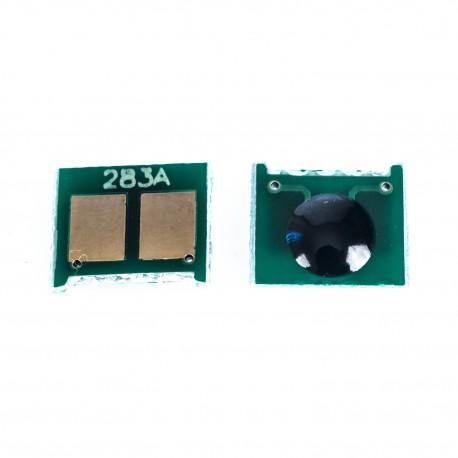 ЧИП Д/КАРТРИДЖА HP LJ M125, (CF283A)