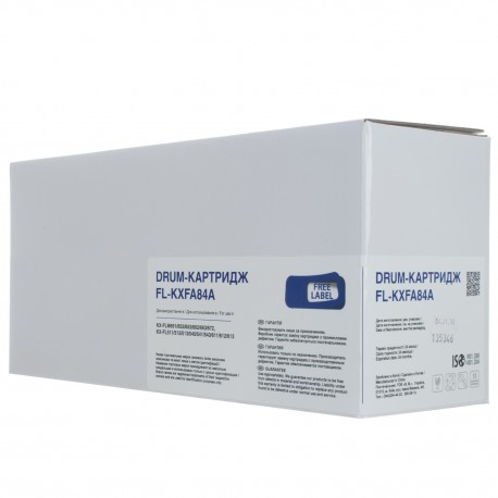 DRUM-КАРТРИДЖ PANASONIC KX-FA84A, FREE LABEL