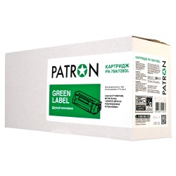 КАРТРИДЖ CANON MF-4550, (CARTRIDGE 728, GREEN LABEL), PATRON