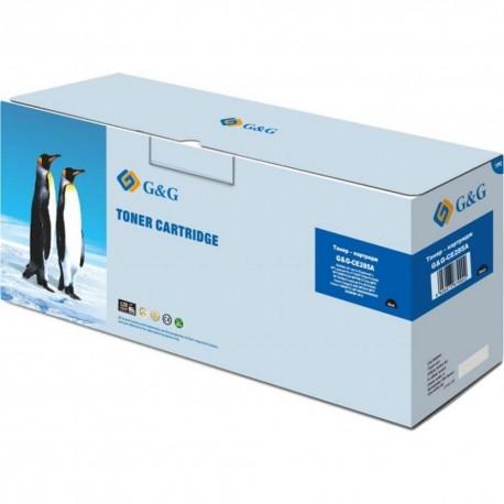КАРТРИДЖ HP LJ P1102/CANON LBP-6000, (CE285A/85A, 725), G&G