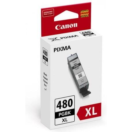 КАРТРИДЖ CANON PGI-480BK, (2023C001, XL), ЧЕРН.