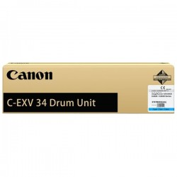 DRUM UNIT CANON IR-C2020, C-EXV34, СИНИЙ