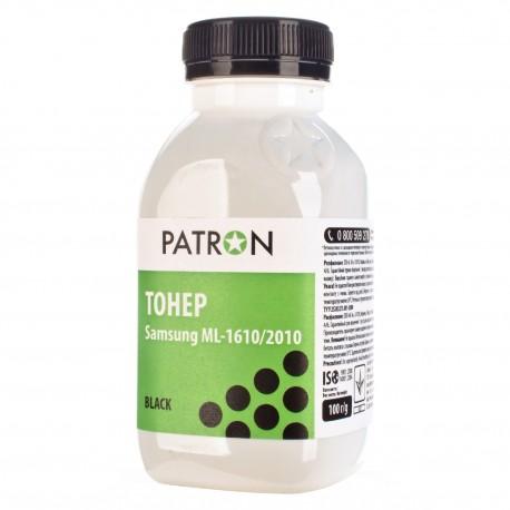 ТОНЕР SAMSUNG ML-1610, ФЛАКОН, 100 Г, PATRON, (SPECIAL)